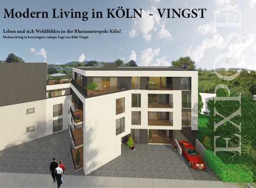Sonnige 3-Zimmer-Wohnung mit Terrasse und Balkon