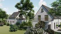 Schönes Grundstück mit Baugenehmigung für