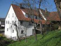 Bauernhaus mit Scheune und großzügigem