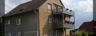 Vier Zimmer Wohnung nebst Küche Bad und Gäste-WC in Minden-Lübbecke (Kreis), Minden