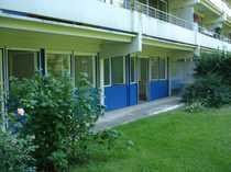 Ruhige sonnige 3-Zimmer-GartenWhg mit Einbauküche