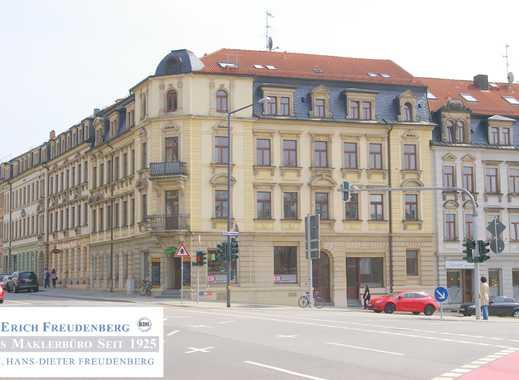 Laden-/Büroräume mit Verkaufsraum und Schaufenster + 2x Büroraum + 1x WC in 01099 Dresden