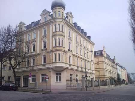 Bismarckviertel-stilvolle Wohnung /Jugendstildenkmal mit Balkon in reizvoller Lage in Hochfeld (Augsburg)