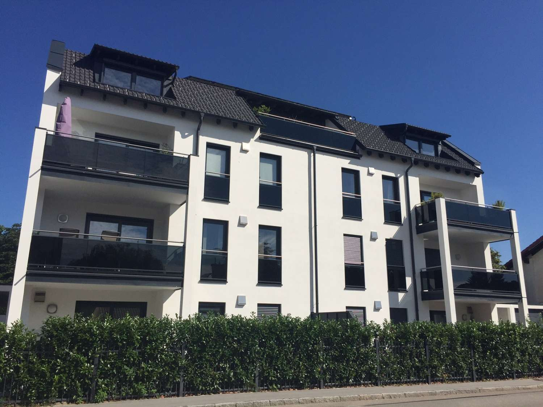 Schöne, großzügige Dachgeschosswohnung in Pocking