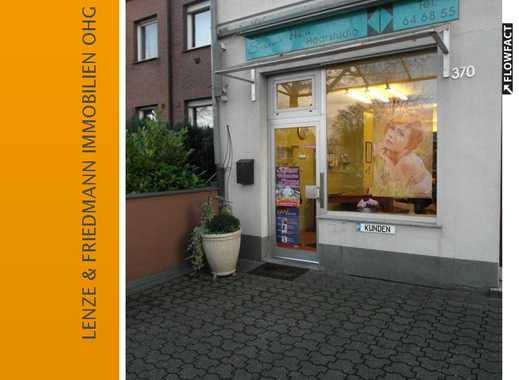 Friseur-Salon mit kleiner Küche und WC in Köln Höhenhaus