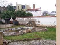 Bild Schöne 1-RW in Bernburg zentrumsnah mit hohen Decken und EBK, Garten
