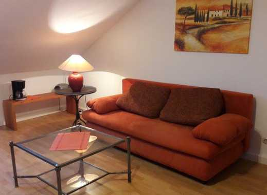 schöne möblierte Dachgeschosswohnung Wuppertal-Ronsdorf