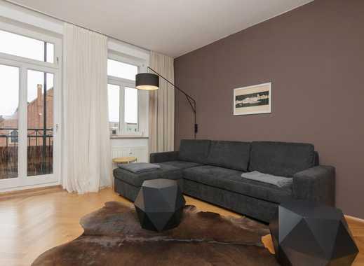 Wohnen auf Zeit Leipzig: Möblierte Wohnungen & Zimmer