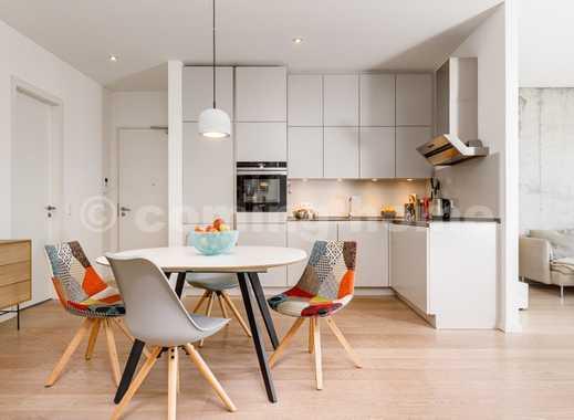 Lässiger Urban-Style: Großzügiges Apartment mit Balkon & drei Schlafzimmern am Tempelhofer Feld