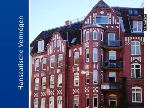 Kiel - Altbau-Erdgeschoss-Wohnung in ansprechendem Jugendstilhaus am Adolfplatz