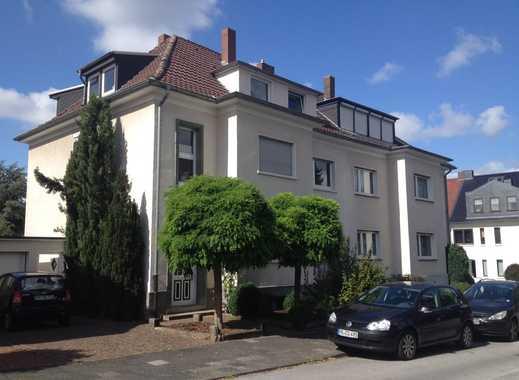 Helle großzügige 3-ZKB-Wohnung mit Süd/West-Terrasse und Garten in der alten Südstadt von PB