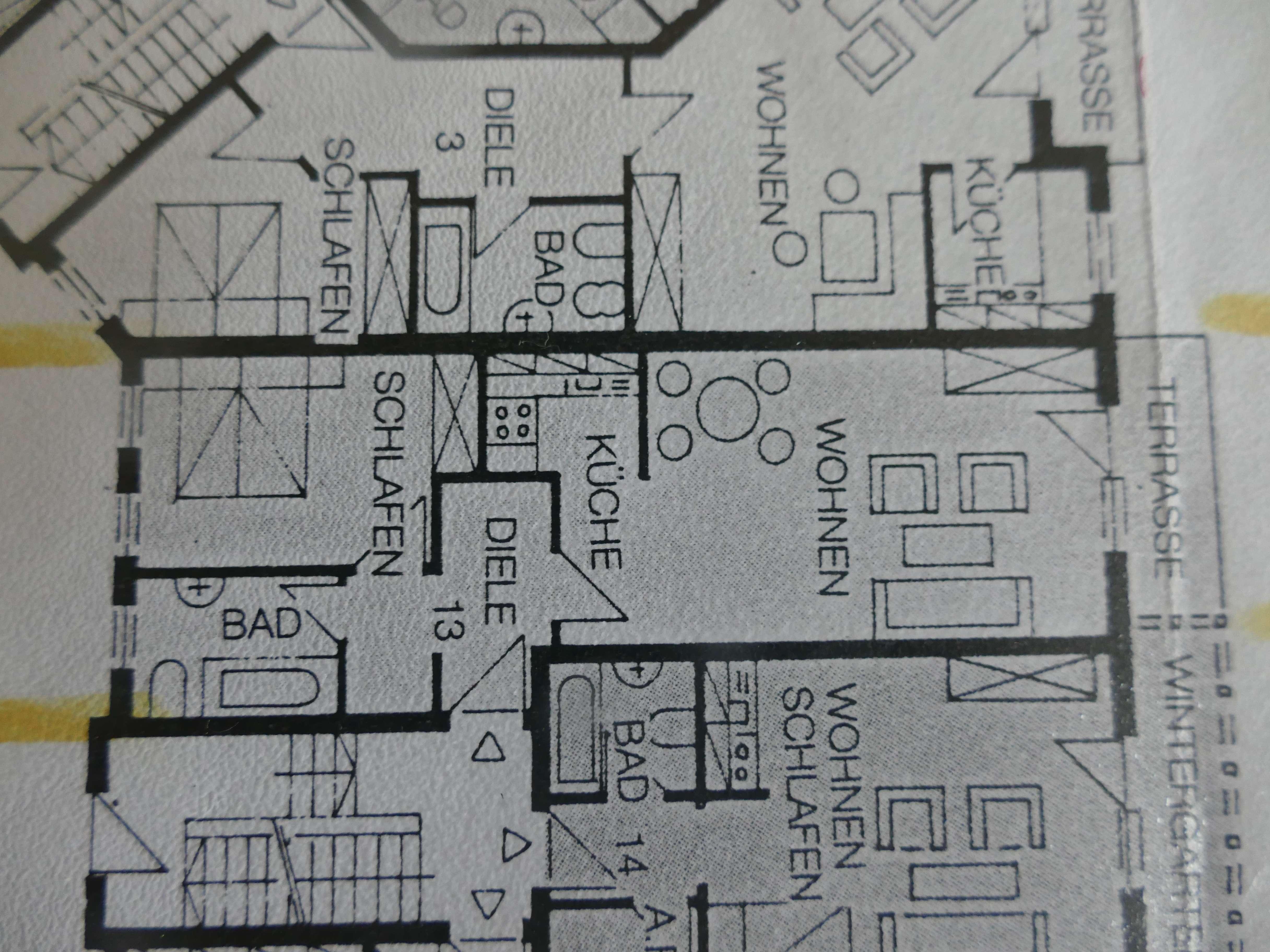 Gepflegte 2-Zimmer-Wohnung mit Balkon und Einbauküche in Bad Reichenhall