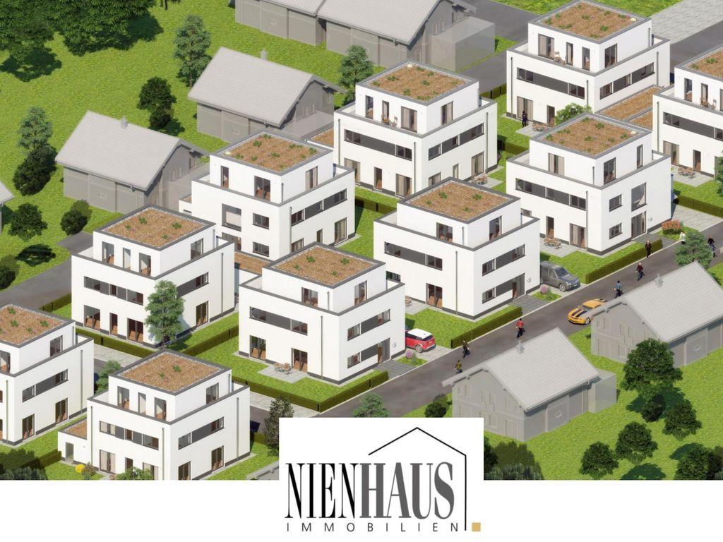 Bauprojekt 10Einfamilienhäuser