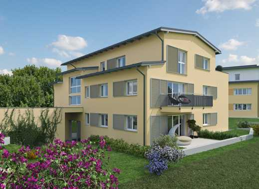 NEUBAU ERSTBEZUG - Gehobene 2-Zi. OG Whg. mit Einbauküche + West Balkon in Fürstenfeldbruck