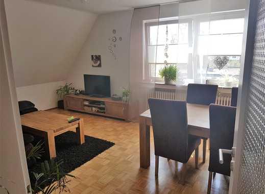 Moderne, helle Wohnung in 3-Familienhaus