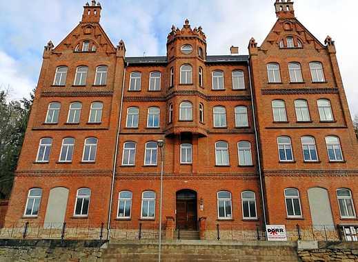 Wohnen im hochwertig sanierten Industriedenkmal! 4 Zimmer, Balkon, Gäste WC, Stellplatz
