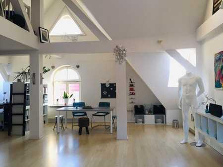 Wunderschöne und sehr helle Galeriewohnung - Singlewohnung in Pfarrkirchen