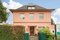 Bild AGBF: Geräumiges Dreifamilienhaus mit Gewerbemöglichkeit in Wittenau