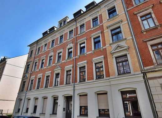 Langjährig vermietete Balkonwohnung als Kapitalanlage in Schloßchemnitz!