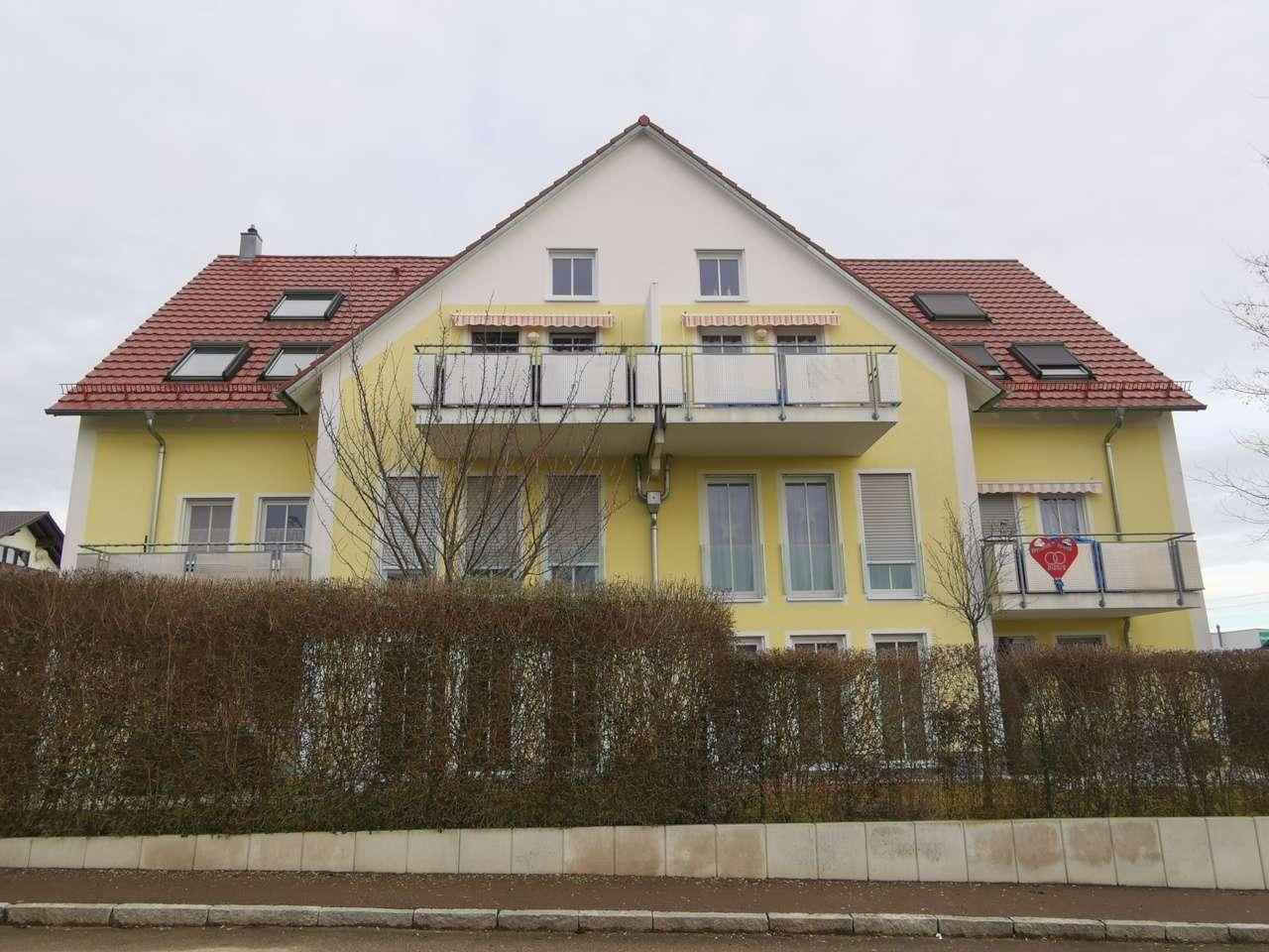Helle, großzügige 5-Zimmer-Maisonette-Wohnung in Dasing bei Augsburg in