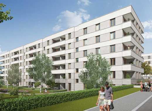 Bezuschusste 2-Zi.-Neubauwohnung mit sonniger Loggia für Senioren und Alleinerziehende