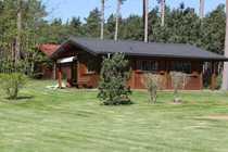 Ferienhaus mit Wassergrundstück