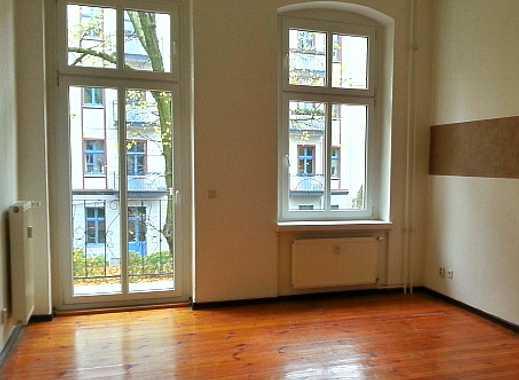 Pankow! Lichtdurchflutete 4-Zimmerwohnnung mit Balkon und Naturholzdielen - ca. 105 m² - 1.099€ warm