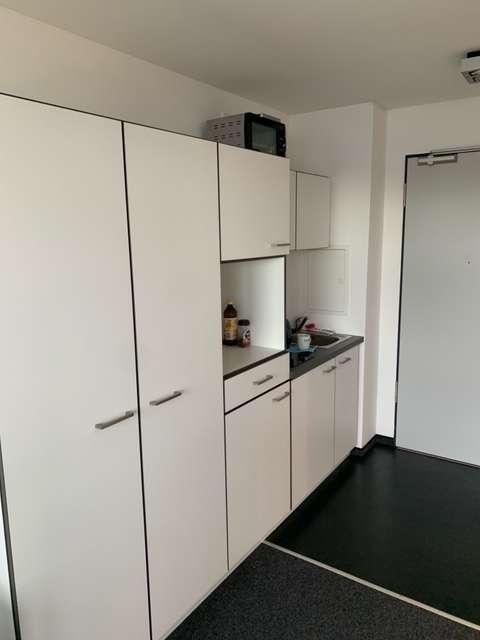 Möbliertes 1-Zimmer-Apartment mit EBK in Erlangen in