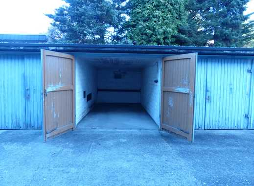 Garage in Essen Karnap