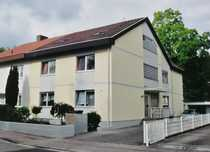 Gepflegte 3-Zimmer-Dachgeschosswohnung mit Balkon in