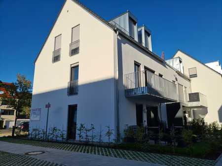 Erstbezug: stilvolle 2-Zimmer-Wohnung mit Balkon in Regensburg-Schwabelweis in Schwabelweis (Regensburg)