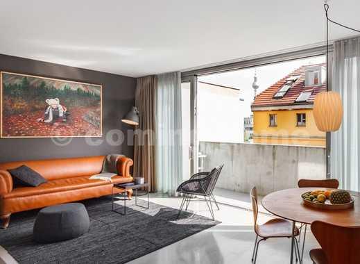 New York meets Berlin: Fantastisches Apartment mit Loft feeling & Tiefgarage Nähe Hackescher Markt