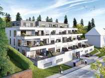 Moderne Eigentumswohnung mit Gartenanteil in