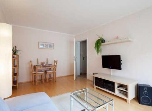 Schöne, helle möblierte 2-Zimmer-Wohnung am Hohenzollernplatz
