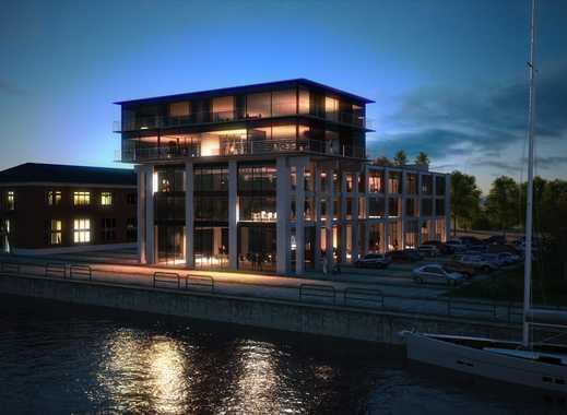 Neues Bürogebäude mit Weitblick direkt an der Warnow in Rostock