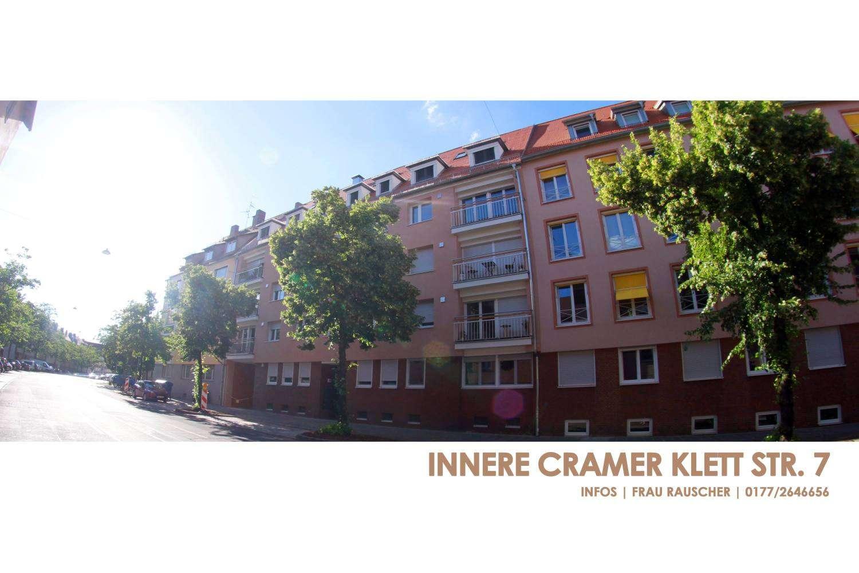 Wohnen, leben und arbeiten am Puls Nürnbergs