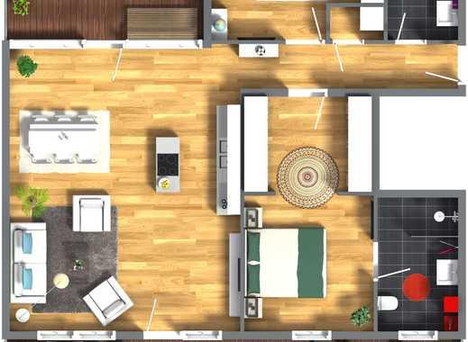 Exklusives 3-Zimmer-Penthouse - Seniorengerechter Neubau im Brempter Hof