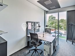 Doppelbüro