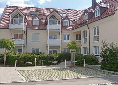 Traumanwesen - 3-Zi.-Maisonette WHG in kleiner Wohnanlage in S-Bahnnähe zu vermieten in Petershausen (Dachau)