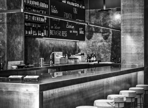 Restaurantfläche in zentraler Lage ab 2020 mit Südterrasse | Tiefgarage | Erstbezug im FOUR LIVING
