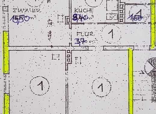 Gepflegte 3-Zimmer-Erdgeschosswohnung mit EBK in Bremen