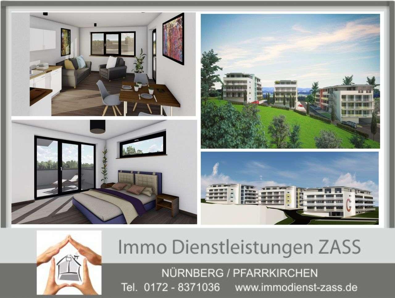 (ERSTBEZUG) Komplett möbliertes 2-Zi. Apartment / mit Balkon & Stellplatz