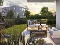 Kompakte 2-Zi -Gartenwohnung mit großem
