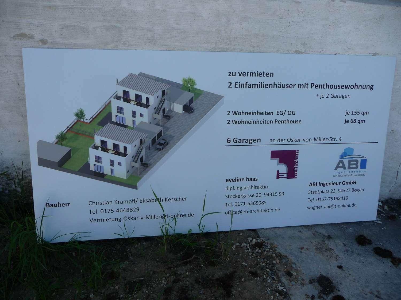 exklusive Penthousewohnung in Straubing