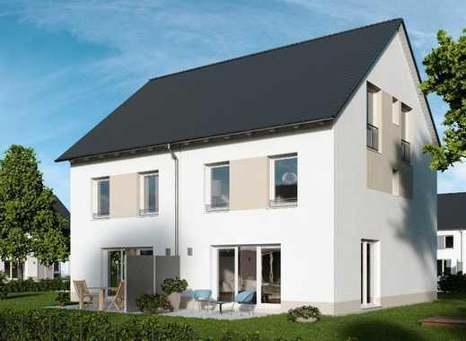 Genießen Sie Ihre NEUE Doppelhaushälfte inkl. Grundstück & Terrasse in Wuppertal-Cronenberg