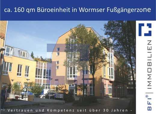 Büro- / Praxisflächen in Wormser Fußgängerzone