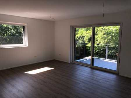 Neubau! Erstbezug! Exklusive 2 - Zimmerwohnung am Park in Bad Kissingen