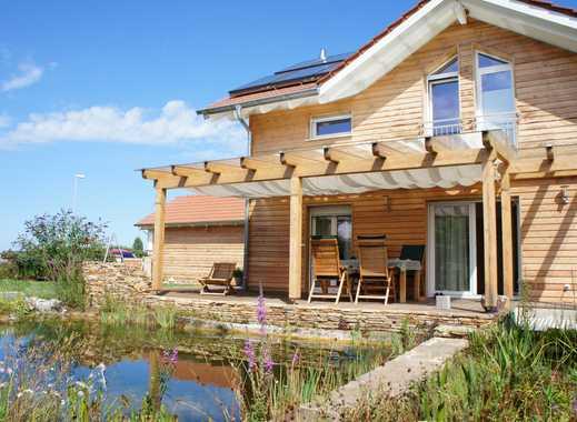 ... neues Anwesen der Spitzenklasse mit Schwimmteich in TOP-Lage im begehrten Norden von Mühldorf...