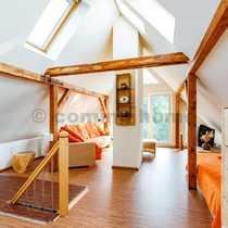 Für Wochenendheimfahrer Charmantes ruhiges Dachgeschoss