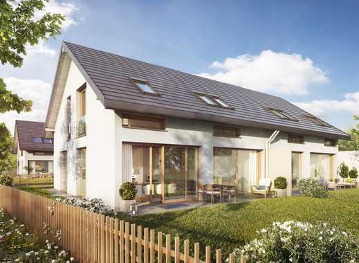 Wunderschöne Doppelhaushälfte mit 715 m² Grundstück in Gauting